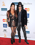 Slash and wife attends the Annual Clive Davis & The Recording Company Pre-Grammy Gala held at The Beverly Hilton in Beverly Hills, California on February 11,2011                                                                               © 2012 DVS / Hollywood Press Agency