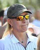 DELRAY BEACH, FL - NOVEMBER 03: Martina Navratilova attends the Chris Evert/Raymond James Pro-Celebrity Tennis Classic at the Delray Beach Tennis Center on November 3, 2017 in Delray Beach Florida. <br /> CAP/MPI04<br /> &copy;MPI04/Capital Pictures