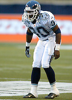 Kenny Wheaton Toronto Argonauts 2003. Photo Scott Grant