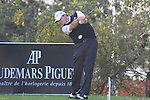 Paul Lawrie (SCO) tees off on the 14th tee during Day 3 Saturday of the Open de Andalucia de Golf at Parador Golf Club Malaga 26th March 2011. (Photo Eoin Clarke/Golffile 2011)