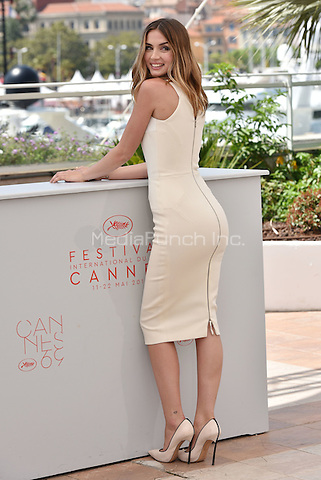 Ana de Armas<br /> 'Hands of Stone' photocall during the 69th International Cannes Film Festival, France May 16, 2016.<br /> CAP/PL<br /> &copy;Phil Loftus/Capital Pictures /MediaPunch ***NORTH AND SOUTH AMERICA ONLY***