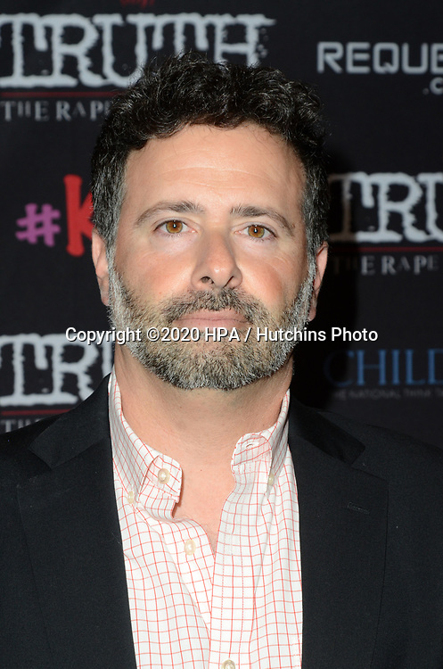 """LOS ANGELES - MAR 9:  Brian Herzlinger at the """"(My) Truth: The Rape of 2 Coreys"""" L.A. Premiere at the DGA Theater on March 9, 2020 in Los Angeles, CA"""