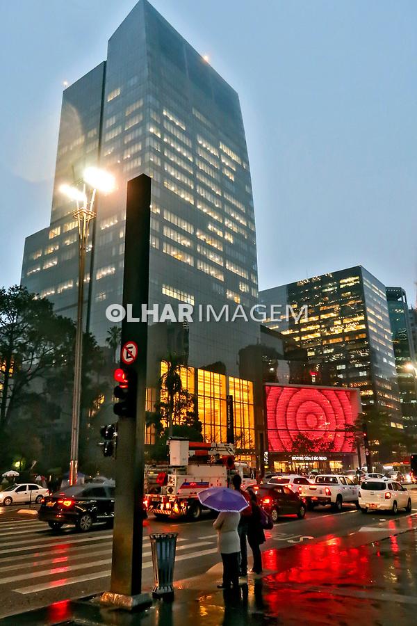 Shopping Cidade de Sao Paulo, avenida Paulista, Sao Paulo. 2019. Foto Juca Martins