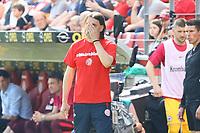 Trainer Martin Schmidt (1. FSV Mainz 05) - 13.05.2017: 1. FSV Mainz 05 vs. Eintracht Frankfurt, Opel Arena, 33. Spieltag