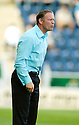 19/08/2006        Copyright Pic: James Stewart.File Name : sct_jspa14_falkirk_v_kilmarnock.FALKIRK MANAGER JOHN HUGHES SHOUTS OUT HIS INSTRUCTIONS.........Payments to :.James Stewart Photo Agency 19 Carronlea Drive, Falkirk. FK2 8DN      Vat Reg No. 607 6932 25.Office     : +44 (0)1324 570906     .Mobile   : +44 (0)7721 416997.Fax         : +44 (0)1324 570906.E-mail  :  jim@jspa.co.uk.If you require further information then contact Jim Stewart on any of the numbers above.........