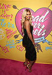 Laverne Cox attends the Opening Night Performance of ''Head Over Heels' at the Hudson Theatre on July 26, 2018 in New York City.