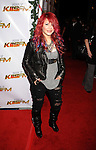 LOS ANGELES, CA. - December 05: Allison Ireheta  arrives at the KIIS FM's Jingle Ball 2009 at the Nokia Theatre L.A. Live on December 5, 2009 in Los Angeles, California.