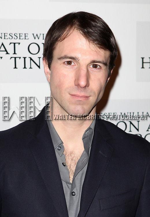 Alex Hurt attending the Broadway Opening Night Performance After Party for 'Cat On A Hot Tin Roof' at The Lighthouse at Chelsea Piers in New York City on 1/17/2013
