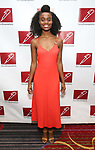 Denee Benton attends The New Dramatists' 68th Annual Spring Luncheon at the Marriott Marquis on May 16, 2017 in New York City.
