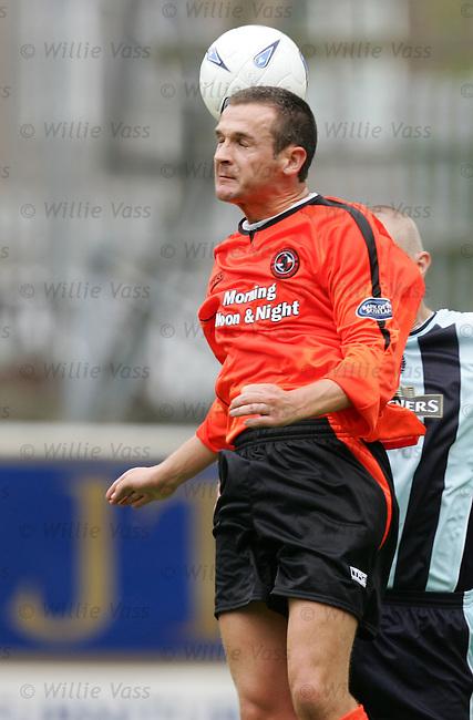 Jim McIntyre, Dundee Utd.stock season 2004-2005.pic willie vass