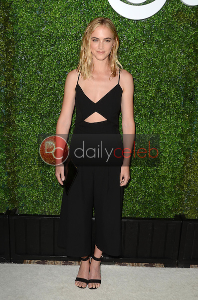 Emily Wickersham<br /> at the 4th Annual CBS Television Studios Summer Soiree, Palihouse, West Hollywood, CA 06-02-16<br /> David Edwards/Dailyceleb.com 818-249-4998