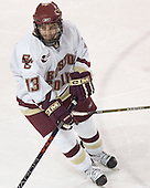 Pat Gannon - Boston College defeated Princeton University 5-1 on Saturday, December 31, 2005 at Magness Arena in Denver, Colorado to win the Denver Cup.  It was the first meeting between the two teams since the Hockey East conference began play.