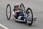 May 28, 2012: Thea Rosa competes in the 2012 U.S. Handcycling National Championships, Greenville, SC.