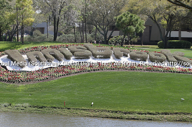19 March 2010: A view of the fairway on the 14th hole at the second round of the Transitions Championship Tournament at Innisbrook Golf Resort in Palm Harbor, Florida.