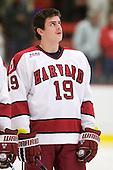 Alex Killorn (Harvard - 19) - The Boston University Terriers defeated the Harvard University Crimson 6-5 in overtime on Tuesday, November 24, 2009, at Bright Hockey Center in Cambridge, Massachusetts.
