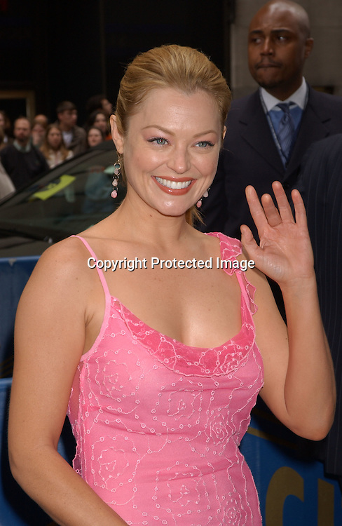Charlotte Ross                                 ..at the ABC Upfront announcement of the Fall Shows ..on May 13,2003 at Radio City Music Hall...Photo By Robin Platzer, Twin Images