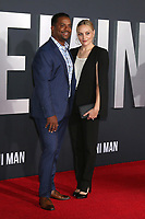 """LOS ANGELES - OCT 6:  Alfonso Ribeiro, Angela Unkrich at the """"Gemini"""" Premiere at the TCL Chinese Theater IMAX on October 6, 2019 in Los Angeles, CA"""