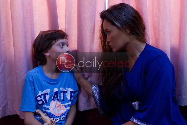 Tia Carrere, Tristan DeVan<br />