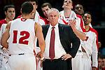 2013-14 NCAA Basketball: Northwestern at Wisconsin