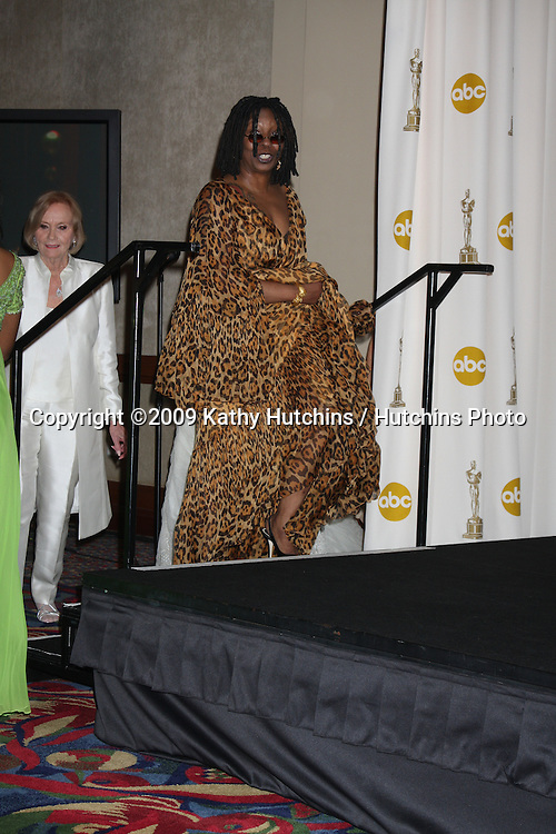 Whoopi Goldberg in the 81st Academy Awards Press Room at the Kodak Theater in Los Angeles, CA  on.February 22, 2009.©2009 Kathy Hutchins / Hutchins Photo...                .