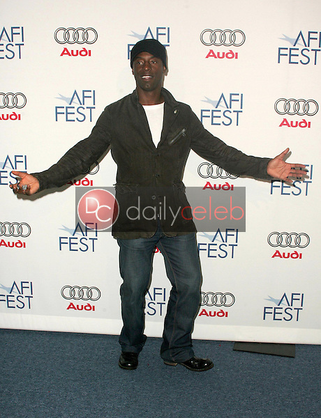 Isaiah Washington<br />