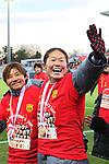 (L to R) .Shinobu Ono (Leonessa), .Homare Sawa (Leonessa), .DECEMBER 24, 2012 - Football /Soccer : .The 34 Empress's Cup .between INAC Kobe Leonessa 1-0 Jef United Ichihara Chiba Ladies .at NACK5 Stadium Omiya, Saitama, Japan. .(Photo by YUTAKA/AFLO SPORT)