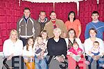 ..Learning english at the family resource centre in Listowel front l-r.Monika Chmieliauskaite, Viktoria Szecowka, Monika Iwanicka, , Sebastian Zyla, Marian O'Brien(teacher), Maria and Magoloena Buchwald, Sandra and baby Rimante  Overlingiene, Miroslan Buchwald, Maciek Zyla, Darivsl Szecowka, barbara Szecowka and Rimas Overlingas..   Copyright Kerry's Eye 2008