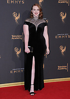 10 September  2017 - Los Angeles, California - Shannon Purser. 2017 Creative Arts Emmys - Arrivals held at Microsoft Theatre L.A. Live in Los Angeles. <br /> CAP/ADM/BT<br /> &copy;BT/ADM/Capital Pictures