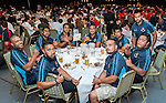 Player dinner during day 2 of the 2014 GFI HKFC Tens at the Hong Kong Football Club on 27 March 2014. Photo by Juan Flor / Power Sport Images