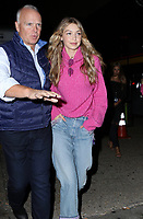 www.acepixs.com<br /> <br /> September 11 2017, New York City<br /> <br /> Model Gigi Hadid out in downtown Manhattan during New York Fashion Week on September 11 2017 in New York City<br /> <br /> By Line: Nancy Rivera/ACE Pictures<br /> <br /> <br /> ACE Pictures Inc<br /> Tel: 6467670430<br /> Email: info@acepixs.com<br /> www.acepixs.com