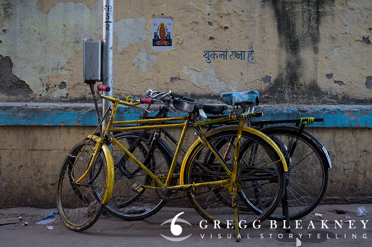 Delivery bikes - Bombay/Mumbai - India