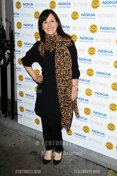 Arlene Phillips arriving for the Jeans For Genes Launch Party, at Kettners, London. 06/09/2011  Picture by: Steve Vas / Featureflash