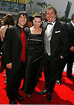 LOS ANGELES, CA. - September 13: Actor Kenny Ortega and family arrive at the 60th Primetime Creative Arts Emmy Awards held at Nokia Theatre on September 13, 2008 in Los Angeles, California.