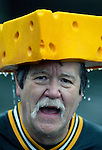 Green Bay Packer Ken Kietter , of Rosedale, Washington, gets out of the water after participating in the 23rd annual Olalla polar bear jump into the Burley lagoon in Olalla, Washington on January 1, 2007. This is his eight time jumping off the bridge on New Years Day. Jim Bryant Photo. ©2010. ALL RIGHTS RESERVED.