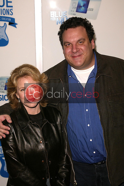 Jeff Garland and wife