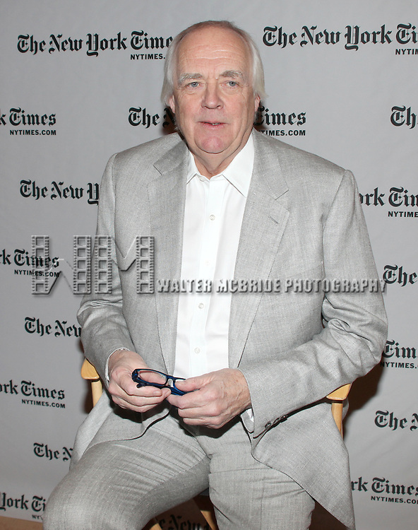 """""""Sir Tim Rice & Friends""""   attend a One Night Only Concert at the 10th Annual New York Times Arts & Leisure Weekend in New York City."""