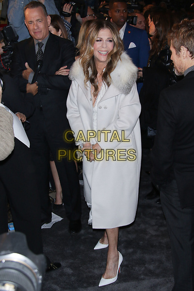 NEW YORK, NY - JANUARY 9: Rita Wilson at The National Board of Review Annual Awards Gala at Cipriani 42nd Street on January 9, 2018 in New York City. <br /> CAP/MPI99<br /> &copy;MPI99/Capital Pictures