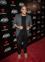 DORAL, FL - NOVEMBER 6: Felipe Betancur on the red carpet for Telemundo's season premiereofSenora Acero,La Coyote in CineBistro at City Place Doral, Florida. November 6, 2017. Credit: mpi140 / MediaPunch /NortePhoto.com