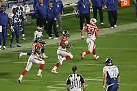 Interception von James Harrison (AFC) besiegelt die Niederlage der NFC<br /> AFC vs. NFC Pro Bowl, Sun Life Stadium *** Local Caption *** Foto ist honorarpflichtig! zzgl. gesetzl. MwSt. Auf Anfrage in hoeherer Qualitaet/Aufloesung. Belegexemplar an: Marc Schueler, Alte Weinstrasse 1, 61352 Bad Homburg, Tel. +49 (0) 151 11 65 49 88, www.gameday-mediaservices.de. Email: marc.schueler@gameday-mediaservices.de, Bankverbindung: Volksbank Bergstrasse, Kto.: 151297, BLZ: 50960101