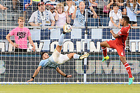 Sporting Kansas City vs Chicago Fire, July 29, 2017