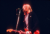 Nirvana ; Kurt Cobain ; New York Coliseum In New York City ; <br />