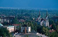 Slowenien. Lubljana, Trnovo-Kirche