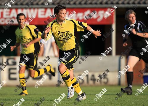 2010-06-24 / Voetbal / seizoen 2010-2011 / KFC Lille / Davy Heymans..Foto: mpics