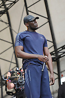 LONDON, ENGLAND - JULY 15: Stormzy(Michael Omari) performing at Lovebox, Victoria Park on July 15, 2016 in London, England.<br /> CAP/MAR<br /> &copy;MAR/Capital Pictures /MediaPunch ***NORTH AND SOUTH AMERICAN SALES ONLY***