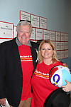 Wendy Madore with Jerry ver Dorn - Karaoke - Sing It For Autism - 13th Annual Daytime Stars and Strikes for Autism on April 22, 2016 at The Residence Inn Secaucus Meadowland, Secaucus, NJ. April is Autism Awareness Month - Make a Difference This Spring. (Photo by Sue Coflin/Max Photos)