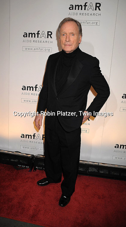Dick Cavett..arriving at The amfAR New York Gala Kick Off for Fashion Week on February 12, 2009 at Ciprianis 42nd Street. ....Robin Platzer, Twin Images