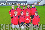 LEAGUE: The Park U11 team who competed in the league at Christy Leahy park, Tralee on Saturday front l-r: Danny Jeffers, Danny Greany, John Davis and Dylan Griffin. Back l-r: Danny Fisher, Sam McCarthy, Cormac Clifford, Gavin Parker and James Charles.