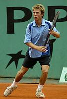 20030602, Paris, Tennis, Roland Garros, Sela