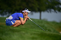 So Yeon Ryu (KOR) looks over her putt on 15 during Thursday's first round of the 72nd U.S. Women's Open Championship, at Trump National Golf Club, Bedminster, New Jersey. 7/13/2017.<br /> Picture: Golffile | Ken Murray<br /> <br /> <br /> All photo usage must carry mandatory copyright credit (&copy; Golffile | Ken Murray)
