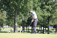 Ryan Moore (USA) putts on the 2nd green during Saturday's Round 3 of the WGC Bridgestone Invitational 2017 held at Firestone Country Club, Akron, USA. 5th August 2017.<br /> Picture: Eoin Clarke | Golffile<br /> <br /> <br /> All photos usage must carry mandatory copyright credit (&copy; Golffile | Eoin Clarke)